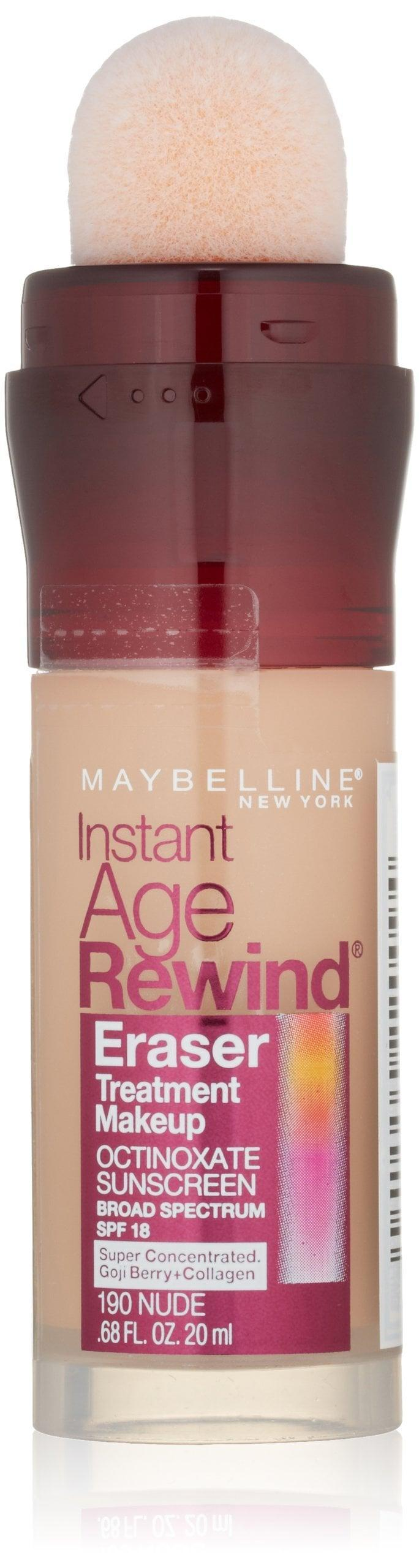 """<p>This <span>Maybelline New York Instant Age Rewind Eraser Concealer </span> ($8) is a bestseller on Amazon for brightening the under-eye area.</p> <p><strong>Customer Review:</strong> """"I have horrendous dark circles. At any given time I am wearing at least four different concealers in an effort to hide them. On a really bad day, five. I'll admit, I was skeptical about this product, but, in desperation, I thought I'd give it a try and wow, am I glad I did. It has amazing coverage and is highly blendable into my other makeup, which is a real plus. It didn't fade over time like some of my other, more expensive, brands have.""""</p>"""