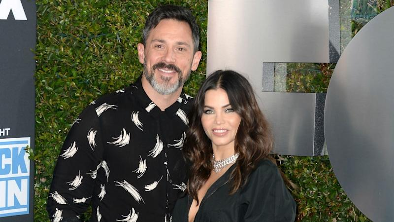 Jenna Dewan Flashes Her Bare Baby Bump in Sweet Birthday Post After Moving in With Boyfriend Steve Kazee
