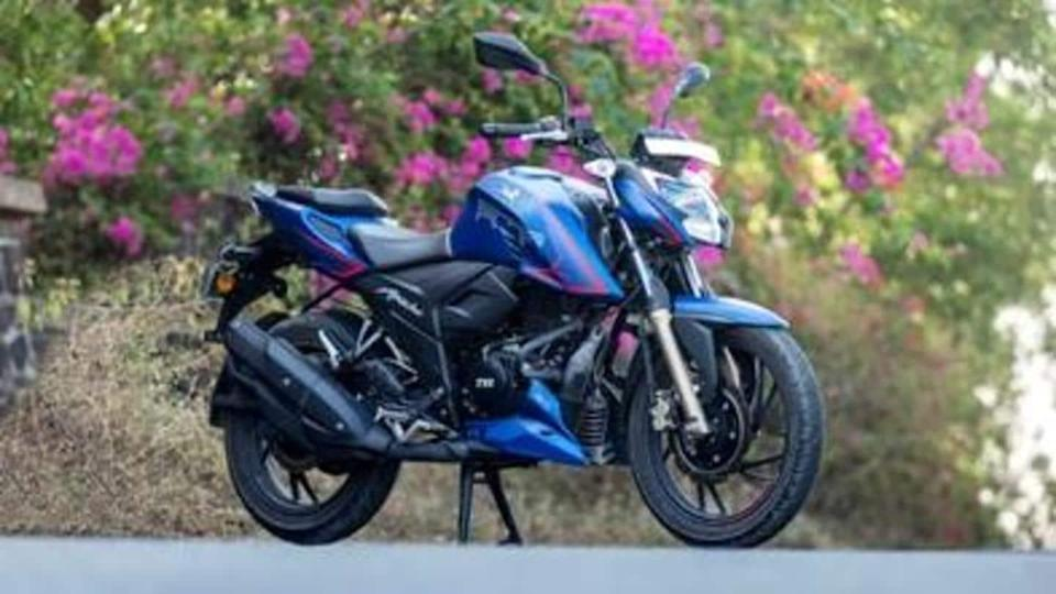 TVS Apache RTR 160 4V and 200 4V become costlier