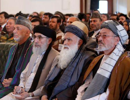 Former warlord Hekmatyar calls for peace with Afghan Taliban