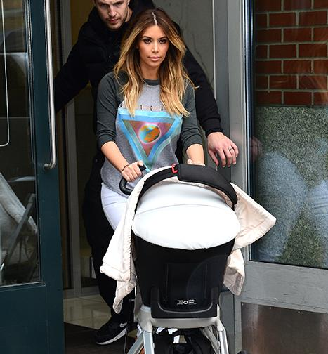 """Kim Kardashian: North, Cousins Penelope and Mason Disick """"All Love Each Other So Much!"""""""