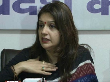 Priyanka Chaturvedi quits Congress and joins Shiv Sena: All you need to know about the entrepreneur, women's rights activist