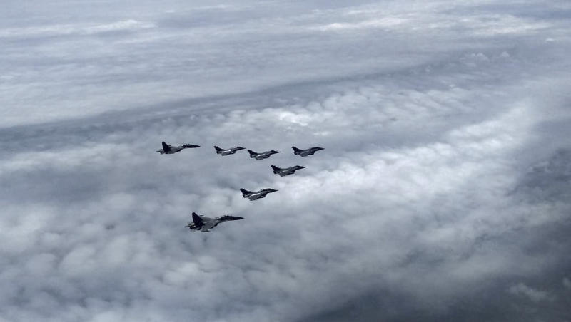 India French Fighter Jets