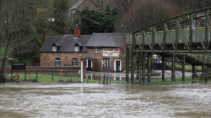 The Met Office declared February 2020 as the wettest February on record