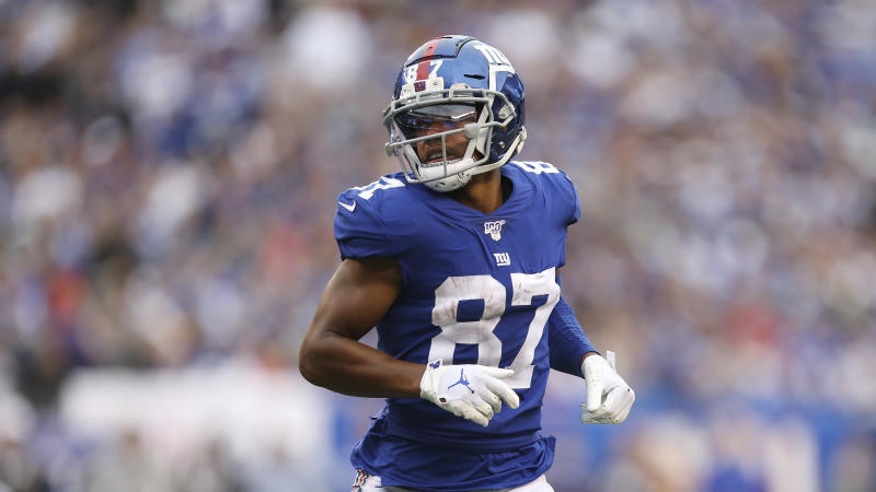 Though he was cleared on Friday, Sterling Shepard will miss another game while dealing with a concussion.