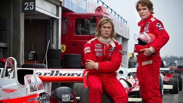 <p> You don't need to be a Formula One fan enjoy Ron Howard's cinematic thrill ride. Chris Hemsworth gets behind the wheel as renowned racing car driver and infamous Lothario, James Hunt, whose fast-paced lifestyle was almost more famous than his career. The film dives into Hunt's turbulent relationship with competitor Niki Lauda (Daniel Brhl), who became severely disfigured after a racing accident almost killed him. A far superior version of Fast and Furious. </p>