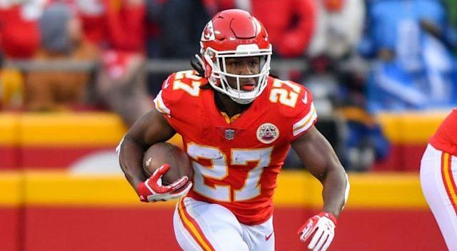 The NFL is reportedly investigating a second incident involving Kareem Hunt. (Getty)