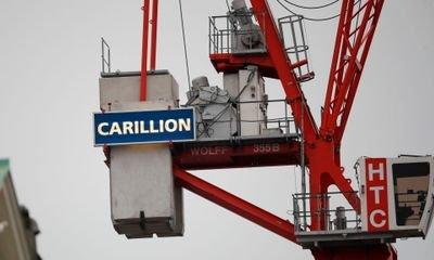 Carillion board was primarily responsible for collapse say MPs