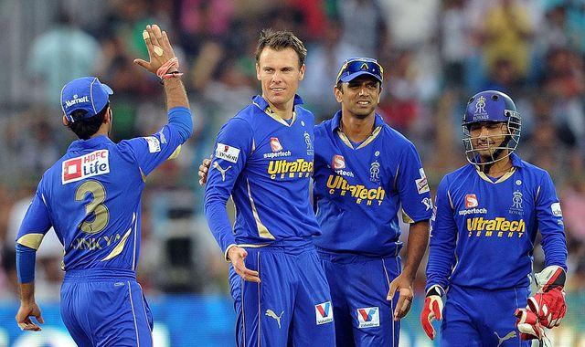 IPL: British businessmen take shot at Rajasthan Royals franchise