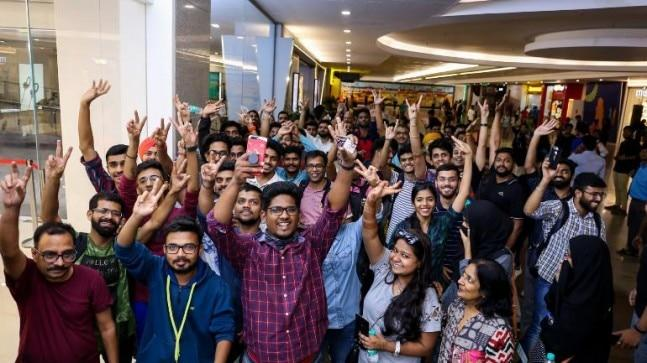 OnePlus sees thousands of its fans ready to see, experience and buy OnePlus 6T on Day 1
