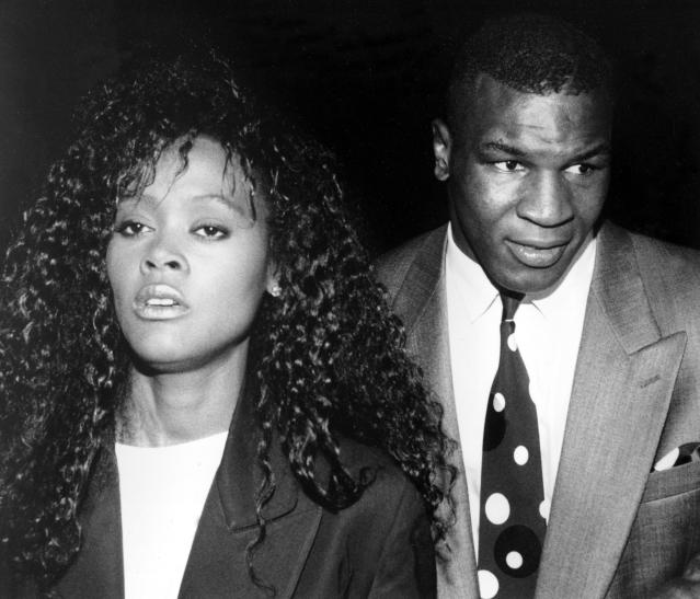 <p>Tyson was right around the peak of his boxing career when he married actress Robin Givens in 1988. He was the undisputed heavyweight champion of the world and undefeated in the ring. But his personal and professional life began to unravel in the years that followed, starting with his divorce from Givens in 1989. Tyson lost his first fight just months later in a massive upset to Buster Douglas. </p>
