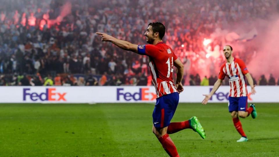 Olympique Marseille v Atletico Madrid - UEFA Europa League | Soccrates Images/Getty Images