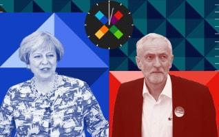 Theresa May v Jeremy Corbyn - latest polls give PM seven point lead - but who will win?