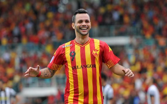 Brazilian striker Paulo Rangel has been cleared to play in Kedah's upcoming match following his recent transfer to the side.