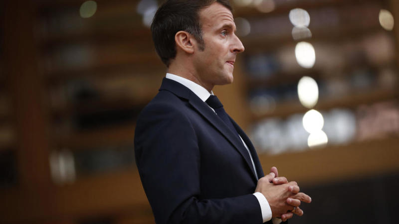 Live: Macron outlines proposal for law to fight 'separatism' in France