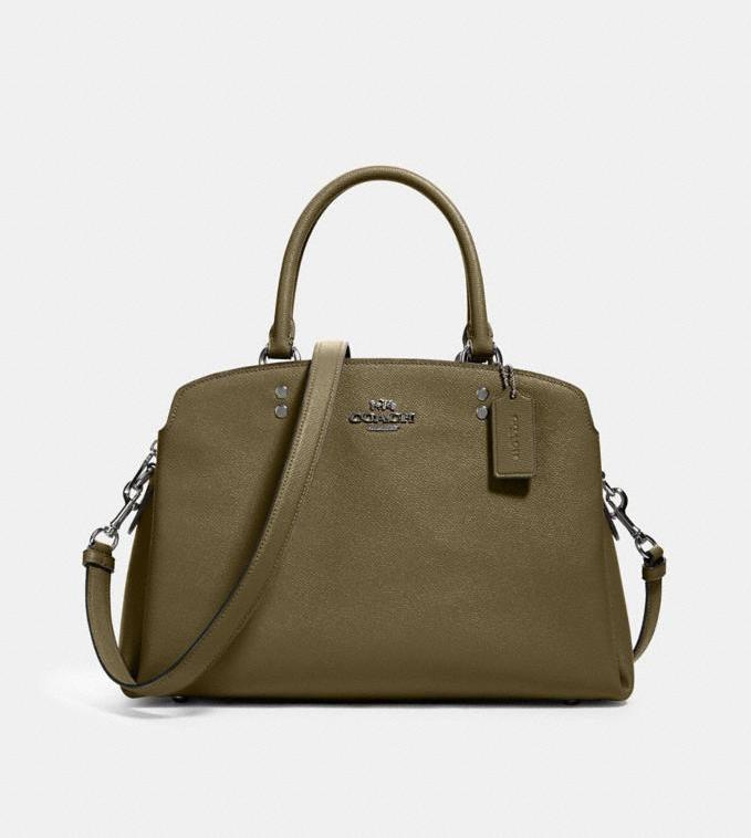 Lillie Carryall. Image via Coach Outlet.