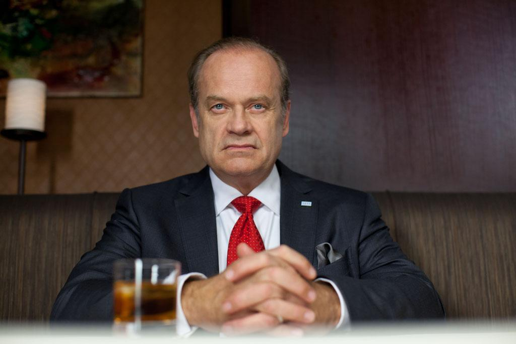 "Kelsey Grammer stars as Mayor Tom Kane in season 2 of ""Boss."""