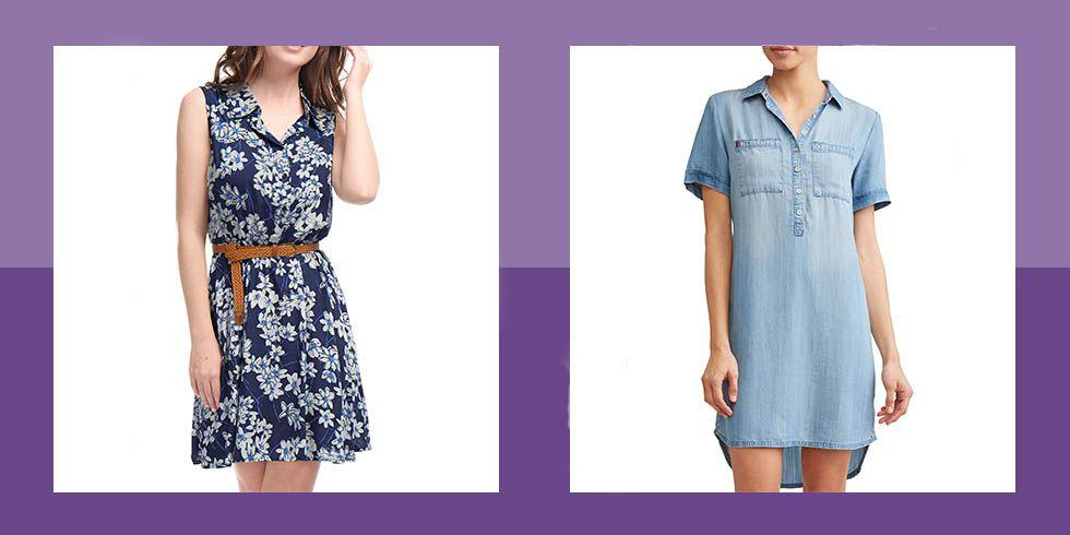 """What is it about spring that makes us want to stock up on all new dresses? It's as if every weekend from April to June will be packed with <a href=""""https://www.womansday.com/food-recipes/food-drinks/g2196/picnic-food-ideas/"""" rel=""""nofollow"""">picnics</a>, <a href=""""https://www.womansday.com/food-recipes/g2867/easter-brunch-recipes/"""" rel=""""nofollow"""">brunches</a>, and garden parties. Spruce up your wardrobe with these truly budget-friendly picks from Walmart, then get to texting friends. It's time to make some serious plans!"""