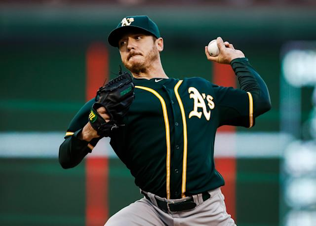 Scott Kazmir's refusal to quit now paying off for A's