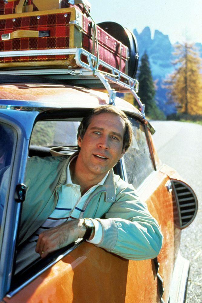 Chevy Chase in National Lampoon's European Vacation | Warner Bros/Courtesy Everett Collection