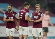 Premier League - Burnley v Sheffield United