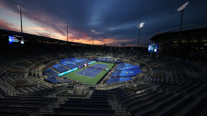 Western & Southern Open paused amid protests