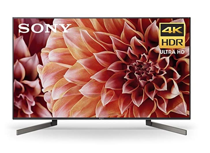Sony 49-Inch 4K Ultra HD Smart LED TV