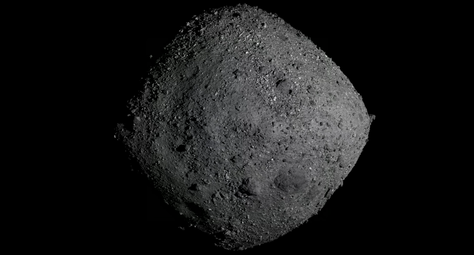 This video from NASA shows a first-person glimpse of an asteroid approach, which offers a sense of what it's like to land on another world.