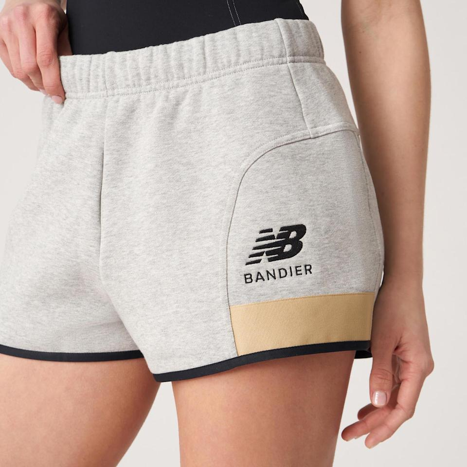 Shorts from the New Balance x Bandier collection. - Credit: Courtesy Photo