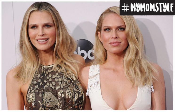 Sara and Erin Foster