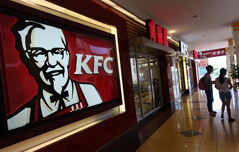 Anti Us Protests Staged At 11 Kfc Branches In China Report