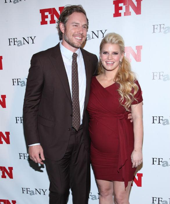 Jessica Simpson's Fiance Eric Johnson Has 'Cheated With Ex Wife' According To Report