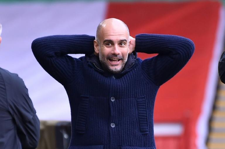 Pep Guardiola believes Manchester City's Champions League group stage record is underestimated