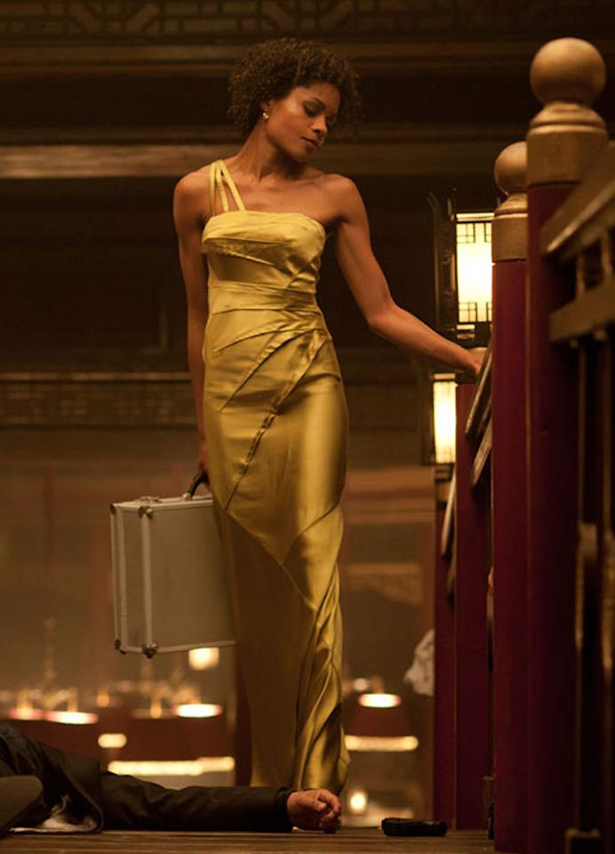 "Naomie Harris in ""Skyfall"""