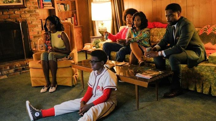 """ABC's new take on """"The Wonder Years"""" puts a middle class Black family in the spotlight"""