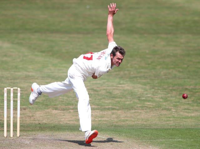 Worcestershire v Glamorgan – Bob Willis Trophy – Day One – Blackfinch New Road