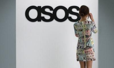ASOS pre-tax profit down 87% after 'disappointing' first half