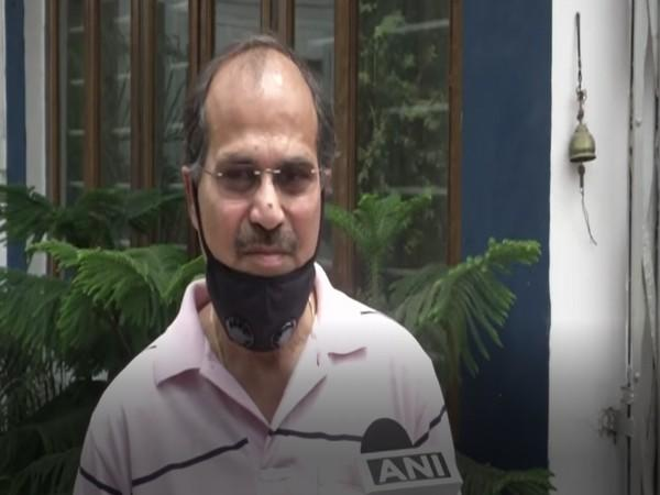 Leader of Congress in Lok Sabha Adhir Ranjan Chowdhury (File photo)