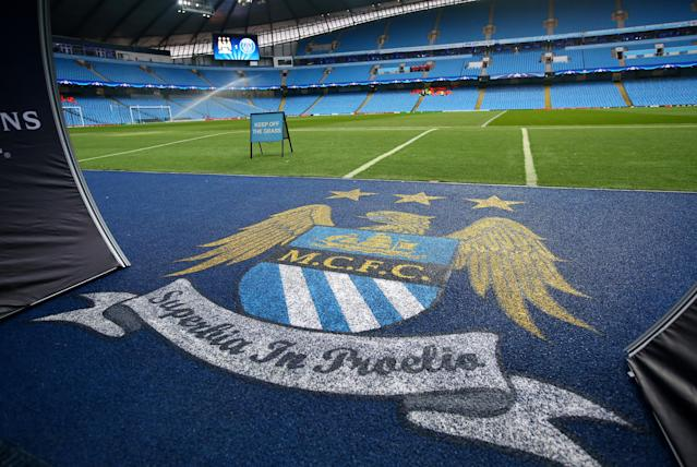 Manchester City is investigating allegations that a club scout used an acronym to racially profile black youth players. (Getty)