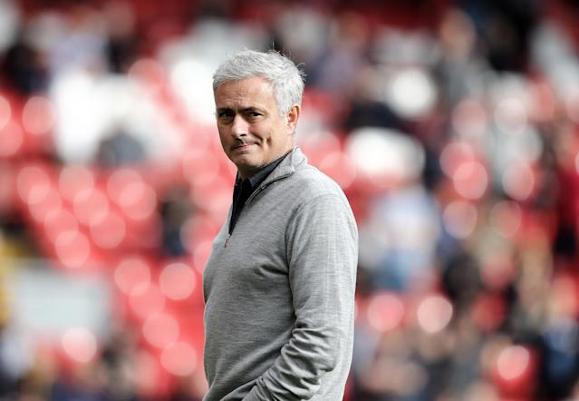 Can Jose Mourinho win the Premier League at Manchester United playing so defensively? (Getty)