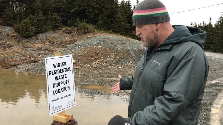 'It makes me sick': Cabin owners fed up with lax garbage pick up, collector promises solution