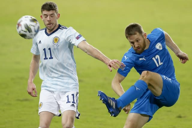 Scotland's defeat in Israel was decided by a single goal