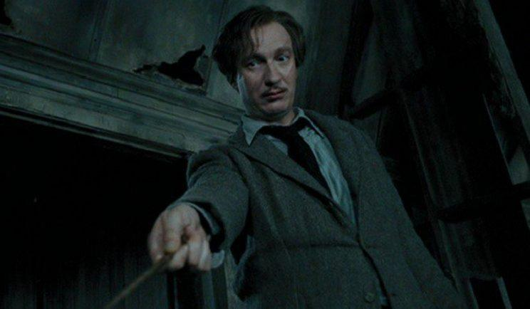 David Thewlis in Harry Potter - Credit: Warner Bros.