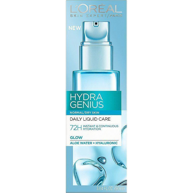 """<p><strong>L'Oreal Paris</strong></p><p>ulta.com</p><p><strong>$100.00</strong></p><p><a href=""""https://go.redirectingat.com?id=74968X1596630&url=https%3A%2F%2Fwww.ulta.com%2Fhydra-genius-daily-liquid-care-normaldry-skin%3FproductId%3DxlsImpprod15541129&sref=https%3A%2F%2Fwww.thepioneerwoman.com%2Fbeauty%2Fskin-makeup-nails%2Fg33557607%2Fbest-moisturizer-for-dry-skin%2F"""" rel=""""nofollow noopener"""" target=""""_blank"""" data-ylk=""""slk:Shop Now"""" class=""""link rapid-noclick-resp"""">Shop Now</a></p><p>This drugstore best-seller is made with hyaluronic acid and aloe vera, so it deeply hydrates skin while soothing it too. The lightweight moisturizer is especially beneficial during spring and summer, though it can be used year-round if you prefer gel formulas. </p>"""
