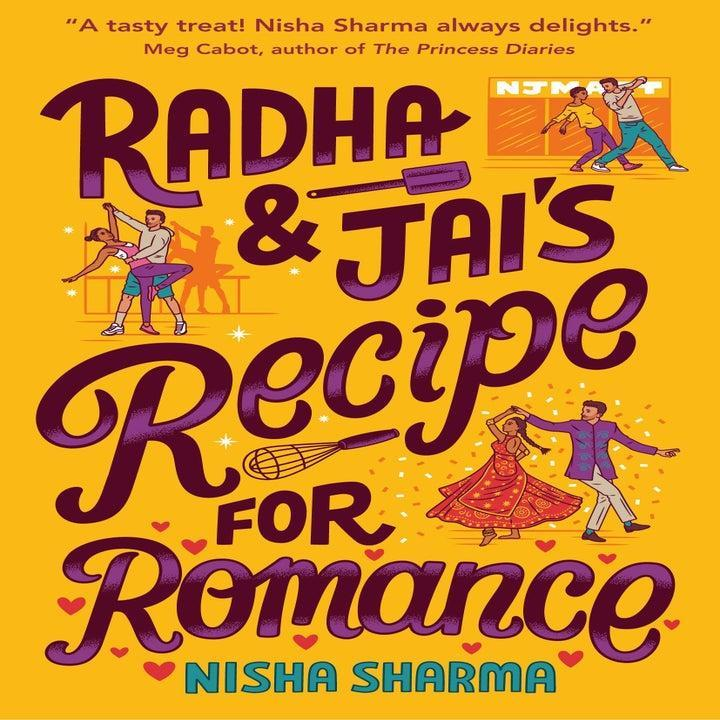 Release date: July 13What it's about: Radha's at the Princeton Academy of the Arts to get a fresh start and put her past and her budding Kathak dance career behind her. Jai's a star, both academically and as the captain of the Bollywood Beats, but his family's finances mean this is his peak, until he meets Radha and finds in her skills the ticket to a future he never dreamed he could have. They both have baggage, but together, two people who've stopped allowing themselves to hope find a way to take matters into their own hands.  Get it from Bookshop or a local bookstore through Indiebound here.