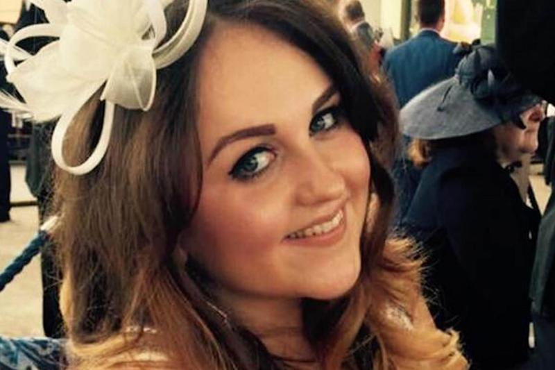 Tragic: Charlotte Brown drowned on a speedboat date: PA