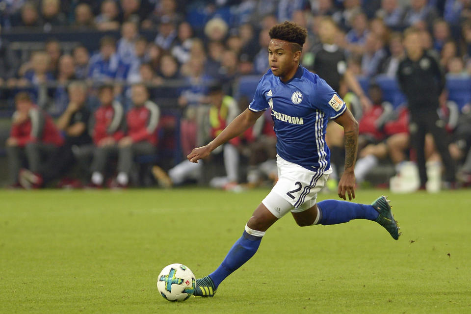 Weston McKennie had made two Bundesliga substitute appearances before his first league start against Bayern Munich.