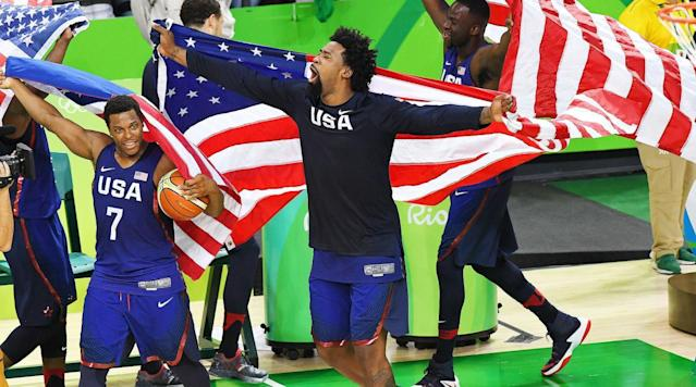 "<p>There may have been complications along the way, but by the end, it wasn't close. USA basketball won its third-straight gold medal on Sunday. The Rio Olympics were ultimately another reminder that order has been restored since the Team USA debacle in 2004. If anything, the gap with the rest of the world is widening. The state of the union is strong. </p><p>After spending the past few weeks in Brazil, I have a theory as to why. I also have several pages of notes from the past few weeks, so I'll explain this with stories. </p><p>Thursday, Aug. 4: Introducing the boat</p><p><em>Let's begin with the boat. The boat was called the Silver Cloud, a luxury cruise ship which housed players, coaches and staff for USA basketball's men's and women's teams.</em></p><p>The boat was noteworthy for its mystery—early on, only a handful of people had seen it—but also because it did an excellent job capturing USA basketball's relationship to the rest of the athletes in Rio. Of course, this put the team in a delicate position. While outsiders buzzed about the team's opulent living arrangements, players did their best to downplay the hype. </p><p>Over and over again, almost every player carefully hit on the same themes: it's no different than a hotel, it's nothing special, it's nice but not too nice, nothing to see here. ""It's not like we're cruising around,"" <a href=""http://www.usatoday.com/story/sports/olympics/rio-2016/2016/08/04/usa-basketball-cruise-ship-rio-carmelo-anthony/88203306/"" rel=""nofollow noopener"" target=""_blank"" data-ylk=""slk:Carmelo Anthony said"" class=""link rapid-noclick-resp"">Carmelo Anthony said</a>. ""We're docked. We have the same amenities as if we're staying in a hotel."" Even the women's team stayed on message throughout the games, as Sue Bird took to calling it their <a href=""https://www.instagram.com/p/BI3Hi-8Bc2G/"" rel=""nofollow noopener"" target=""_blank"" data-ylk=""slk:""boat-el."""" class=""link rapid-noclick-resp"">""boat-el.""</a> </p><p>But I think my favorite boat moment came during the introductory press conference. A soft-spoken foreign reporter wanted to know more about the boat. He asked his question and looked up to 6' 11"", 270-pound DeMarcus Cousins, who was perched several feet above him on stage. </p><p>""How's the boat?"" Cousins answered. ""BIG."" </p><p>Friday, Aug. 5: Jimmy Butler does not like water</p><p><em>Elsewhere at the opening press conference, players explained that the most surprising revelation in Rio concerned Jimmy Butler. The following afternoon, we went straight to the source.</em></p><p>""Jimmy Butler doesn't like water,"" DeAndre Jordan told reporters at the introductory press conference. ""So we were talking about, 'Would you jump off the boat or would you get in?' [He says,] 'No and don't play with me about it.' He definitely does not like the water at all.""</p><p>Draymond Green confirmed the running joke. ""He don't want to be near the water, he doesn't want his room facing the water. Nothing. It's incredible to me."" </p><p>Pressed for details at practice the next day, Butler scrunched his face and smiled. ""I don't want to get in the water?"" he asked. ""Because I may or may not be able to swim? OK, so what? Tell them to stop talking about people. Stop talking about me. I'm not an Olympic swimmer, OK? What's wrong with that?""</p><p>Plenty of other Olympians across other sports had worried about the water in Rio specifically, but this was a broader issue. ""Water, in general,"" Butler said. ""I'm not big on water. I walk by the pool, I make sure I'm not walking next to any guys, just in case they get any ideas."" </p><p>Tuesday, Aug. 9: USA Basketball plays football</p><p><em>Team USA opened the Olympics by destroying Venezuela and China. The most dramatic basketball highlight to emerge from Rio was a viral clip of Klay Thompson and Jimmy Butler playing football. They discussed it the following day.</em></p><p>""I'm going back out there today,"" Butler said.</p><p>Thompson, mid-interview with a group of reporters, chimed in from 10-feet down the bench. ""Burned him!""</p><p>""That was his only catch!"" Butler said of the video. ""Ask him how many times he caught the ball.""</p><p>Klay, still mid-interview: ""Burned him!""</p><p>Jimmy: ""Ask him how many times he caught the ball.""</p><p>Klay: ""Burrrrrnnnnned him....""</p><p>Jimmy: ""[The video crew] just got the one catch that he got. I had more than one catch. <em>And</em> I got a pick.""</p><p>Later on, Klay came clean. ""Alright, he beat me 3-2,"" he said. ""But it was a barnburner. I was already out there running sprints, so I was a little tired. But man, you saw the video. You saw what I was doing. That's all you need to see.""</p><p>In the middle of all this, DeAndre Jordan said he might have to take the field later that afternoon.</p><p>Jimmy: ""I'll run by DJ so f**kin' fast."" </p><p>Thursday, Aug. 11: Kevin Durant does the Olympics</p><p><em>Earlier in the week, a number of players had singled out Michael Phelps as the Olympian they most wanted to see, so they ventured out to watch Phelps and Katie Ledecky dominate. Two days later, after a close call with Australia, Kevin Durant talked about how his time at the pool.</em></p><p>""We all got our little egos,"" Durant said. ""You know, we're professional players. But you put your ego to the side when you're watching greatness. You can appreciate greatness. Especially at this stage, being in the Olympics. You just don't get this [opportunity]. I can't just say I'm going to watch Michael Phelps. People can watch us 82 games a year."" </p><p>For American players, this is what separates the Olympic experience from, say, the FIBA World Championships. When they're not playing, they're free to go see the most dominant athletes in the world. As Durant said, ""I didn't care about who I was, or what I've done. It was all about those guys in their moment.""</p><p>Durant's also from the same state as both Phelps and Ledecky. That added another layer of appeal. ""Phelps is from Baltimore,"" Durant said. ""Closer to Melo. But we're all from the same state. And we're over here in Rio. We gotta stick together man. Just seeing Katie, and knowing she comes from the same area I come from... I can drive to where she's from in 30 minutes. I've always been proud to be from Maryland, but they just took it to another level.""</p><p>""She's beating people by four seconds,"" Durant added of Ledecky. ""That's incredible."" </p><p>Tuesday, Aug. 16: Team USA gets serious</p><p><em>After the close call against Australia turned into uncomfortably close three-point wins against France and Serbia, Team USA canceled planned media sessions for Saturday and Monday. On Tuesday, practice went 45 minutes longer than scheduled. Then the players talked. </em></p><p>When a reporter asked whether there had been frustration among players, Klay Thompson was honest. ""There has been,"" he said. ""We're competitive. We feel like we're better than these teams. But you know, give 'em credit they played great games, they have some great offenses. But we still feel like there's some things we can work out, and we're going to."" </p><p>""We're still gonna have to go through what those guys do,"" Durant said, ""schemes and all that stuff. But at the end of the day it comes down to us. Are we going to do what it takes to win?""</p><p>""All of these guys are competitors,"" Paul George said of the leadership process. ""You're not dealing with guys that are insecure or don't know how to take it to the next level. It's kind of a joint thing. One guy speaks up, another chimes in. Melo was the first one to say, really sit everybody aside, and tell 'em, ""We're fine, we're fine."" At the end of the day, we take pride in who we are, being the U.S. It might not be pretty, but we know what the main goal is.""</p><p>""We're dealing with talent vs. experience,"" George added near the end. ""That's what this tournament is coming down to now."" </p><p>Thursday, Aug. 18: Carmelo is the uncle, not the grandfather</p><p><em>Against Argentina, talent won. George helped set the tone—+28 on the night—and Durant caught fire to bury the Golden Generation. The next day, Carmelo Anthony assumed his role as veteran spokesman, eulogizing Manu Ginobili, praising Pau Gasol and talking about his own role in Rio.</em></p><p>""It's different,"" Anthony said of his role in Rio. ""We're all alpha dogs in our own situation. To come into this situation, to have all the alphas looking at you for the answers... That's a different experience.""</p><p>Watching Carmelo in Rio was like watching the circle of life unspool a little too quickly. I wasn't ready. In my mind he was 18 years old and winning a national title like 20 minutes ago—off to the side on Thursday, Jim Boeheim was talking to a reporter about 'Melo's first recruiting visit. But in Rio he turned into a full-fledged ambassador for this team. ""I've looked up to Carmelo since I was 15 years old,"" Durant said. ""When he talks, we listen.""</p><p>Someone suggested this was Carmelo in Kobe's role. </p><p>""NO,"" he laughed. ""No, no. Kobe was 35 when he was with us [in London]. Kobe was 35."" </p><p>OK. Kobe in Beijing? ""Yeah, that's more like it. 2008 Kobe. We were actually surprised that [Kobe] accepted the invitation to come play in 2008. But once he got there, it was him and Jason Kidd, and [us] looking at those guys for advice. That's what's happening here now.""</p><p>Sometime this transformation seemed poetic. ""I was the one that was following Kob',"" he remembered of 2008. ""Wanting to work out with him every day, train with him, trying to dig into his mind and see how he approached the game. So I give that experience back to these guys.""</p><p>Other times—like the several times Kyrie Irving interrupted these same Melo's answers to screw with him—it was funnier. After the interruptions continued for a few minutes, Melo finally turned and shook his head: ""You don't have no respect, man. Put some respect on my name. Ol', 23 year-old...""</p><p>Kyrie: ""I'm 24.""</p><p>Carmelo: ""Ridiculous."" </p><p>Sunday, Aug. 21: DeAndre Jordan practices kung fu on the sidelines</p><p><em>This team may have inspired doubts along the way, but there was no question by the end. On Sunday Team USA throttled Serbia, 96–66, and the previous week's three-point win turned into this week's 30-point gold medal game blowout. The </em><a href=""https://streamable.com/heid"" rel=""nofollow noopener"" target=""_blank"" data-ylk=""slk:definitive sequence"" class=""link rapid-noclick-resp""><em>definitive sequence</em></a><em> was a Kevin Durant drive-and-dunk, punctuated by DeAndre Jordan pantomiming kung-fu on the sidelines.</em></p><p>This is a good opportunity to note that over the course of two weeks, DeAndre Jordan replaced DeMarcus Cousins in the starting lineup and became one of the most valuable players on Team USA. ""I'm gonna be DeAndre,"" he said early on. ""Dunk, rebound, laugh, scream. Just be myself."" </p><p>Off the court, two weeks in Rio also made it clear that everyone on the team enjoys him. Did you know he has a longstanding friendship with Kevin Durant? Before Rio, I didn't. ""That's my guy,"" Jordan said of Durant. ""We met when I was a junior in high school. He was going to Texas and they were trying recruit me. We ended up talking and hanging out, and we've been boys since then. Over the past couple years, we've grown super-duper close. That's my brother""</p><p>When Jordan wasn't celebrating old friends, he was making new ones. ""Jimmy, Draymond, obviously Carmelo,"" he said. ""We've been together for two months just hanging out every day. You grow close to people like that. I'll be friends with these guys long after basketball.""</p><p>When Jimmy Butler was asked which teammate surprised him most, Jordan was his first answer. ""I really didn't know DJ,"" he said. ""Even though we're both from Texas. He was so much better than I was in Texas [in high school]. But now, as a person, just to meet him? Man, really good dude. I never knew DJ like that.""</p><p>They have plans to meet during the year, too. ""He'll probably make me pay in L.A.,"" Jordan said of Butler. ""I'll get him back in Chicago."" </p><p>Everyone has a different way to explain how Team USA's been revitalized, but this is the best explanation that I have: Over the past eight years, USA basketball has turned into what looks like the best summer camp on earth. There are endless jokes, all kinds of stupid competitions and <a href=""http://www.cbssports.com/olympics/news/stars-from-team-usa-mens-basketball-cheer-on-womens-volleyball-team-in-rio/"" rel=""nofollow noopener"" target=""_blank"" data-ylk=""slk:group outings"" class=""link rapid-noclick-resp"">group outings</a>. Lessons are learned, and friendships are forged. There are first-timers, there are veterans. This year it all happened on a luxury boat.</p><p>""It feels like vacation,"" Klay Thompson said early on. ""But you're getting better at the same time. It's the best of the both worlds.""</p><p>""It's just fun, in general,"" Kyle Lowry explained. ""Even if it's your second or third [time]. Melo's probably having the most fun out of everybody. It's just that type of group. It's that type of moment. [If] they want me to come back? I'm coming back. No question."" </p><p>This summer's team wasn't perfect, but with superstars like Durant and overqualified role players like DeAndre and Lowry, they had too much talent to ever truly be in danger. That's what's different in the new era. Without dancing any more on Larry Brown's grave <a href=""http://www.nbcolympics.com/news/red-white-and-bronze-2004-death-and-rebirth-usa-basketball"" rel=""nofollow noopener"" target=""_blank"" data-ylk=""slk:after the 2004 debacle"" class=""link rapid-noclick-resp"">after the 2004 debacle</a>—or George Karl in 2002, or a frustrated Lenny Wilkens in 1996—the goal for today's Team USA is different. This team isn't about controlling stars, but empowering them, and promoting them. This helps when it's time to recruit them. </p><p>When America lost in 2004 the popular refrain was that Team USA didn't understand what it takes to build a team for the international game. But the people in charge of this team never reclaimed supremacy by tailoring this program to FIBA. They did it by heeding the dominant lesson of the modern NBA. The best players in the world want to play for smart teams that can market them, coaches who'll trust them, in environments they'll enjoy. Once America internalized this lesson and shifted power from coaches like Brown to players like Carmelo, it was over for the rest of the world.</p><p>As USA Basketball director Jerry Colangelo explained it, ""If you create an environment where guys feel happy, they enjoy each other... It's fun. It's not a job. The more you can create this feeling, the better it is. And it perpetuates itself. Players talk about it. You know, 'Hey man, that was unbelievable. That time we had in Rio. Or that time we had in Beijing, or London.'"" </p><p>On that note, see you in Tokyo.</p>"