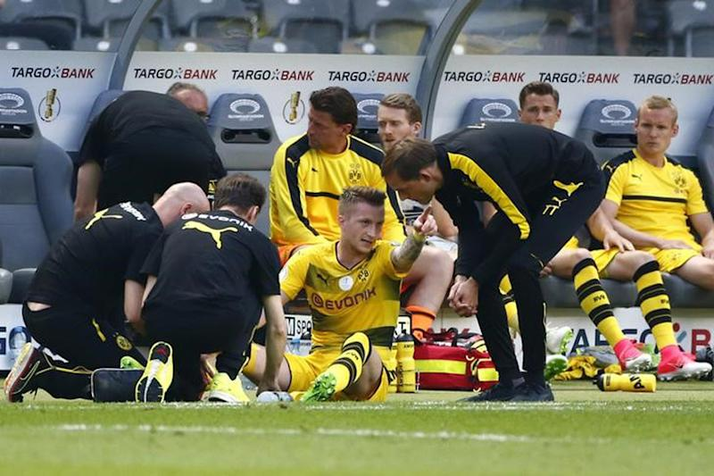 Marco Reus Ready for Comeback After Injury Nightmare