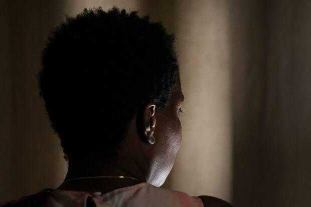 A Haitian woman who CBC has agreed not to name said she didn't consent to having her tubes tied at a Montreal hospital in 2018.  (Ivanoh Demers/Radio-Canada - image credit)